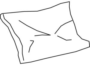 pillow slip 60 x 60