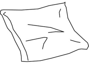 pillow slip 80 x 80