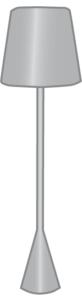 BEDSIDE LAMP COPPER