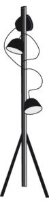 FLOOR STANDARD LAMP BLACK