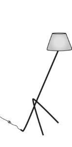 READING LAMP BRASS