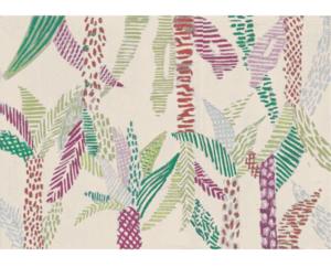 jungle background beige
