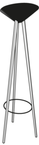 floor standard lamp anthracite shade