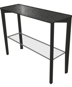 console table verde